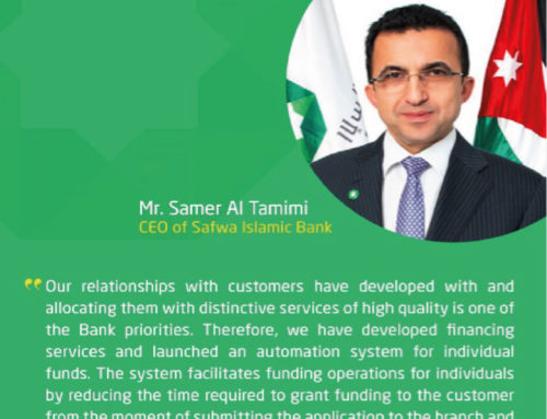 Safwa Islamic Bank deployed Loan Automation System